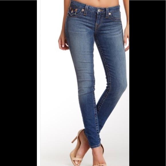 d702d031e0335 True Religion Jeans | Hirise Legging Size 27 | Poshmark